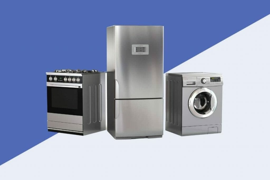 Top Appliance Technicians in Hornsby. oven, fridge, washing machine, dryer, and other appliances for repair.