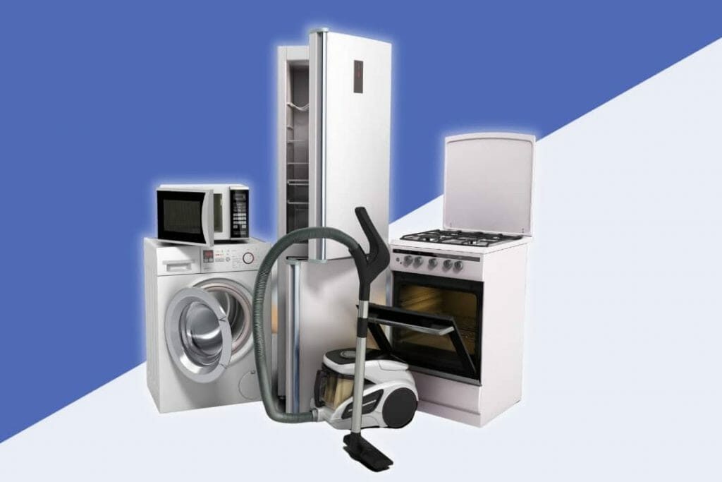 Appliance Repair in Newport, can fix fridges, freezers, oven, dryers and other small appliances commercial or residentiak