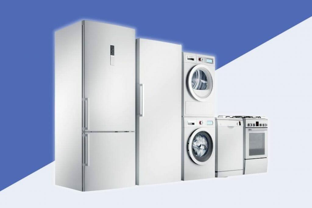Fridge, Freezer, Washing Machine Repair in Brunswick